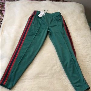Pants - Money Green Track Pant/ trousers